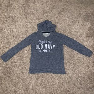 Old Navy Knit Hoodie for Teen Girls
